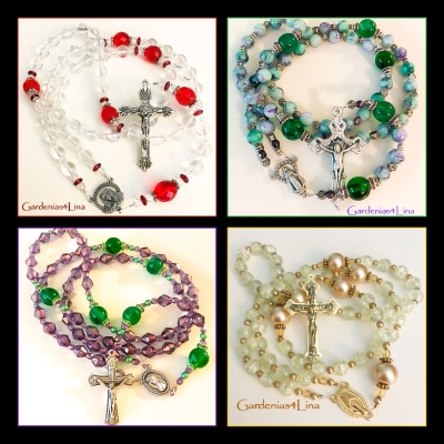 Clearance rosaries